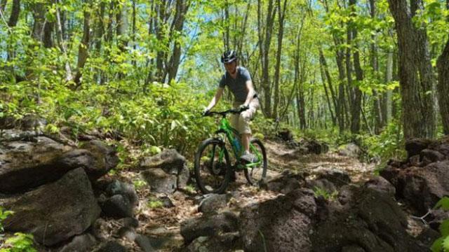 乗鞍高原サイクリング